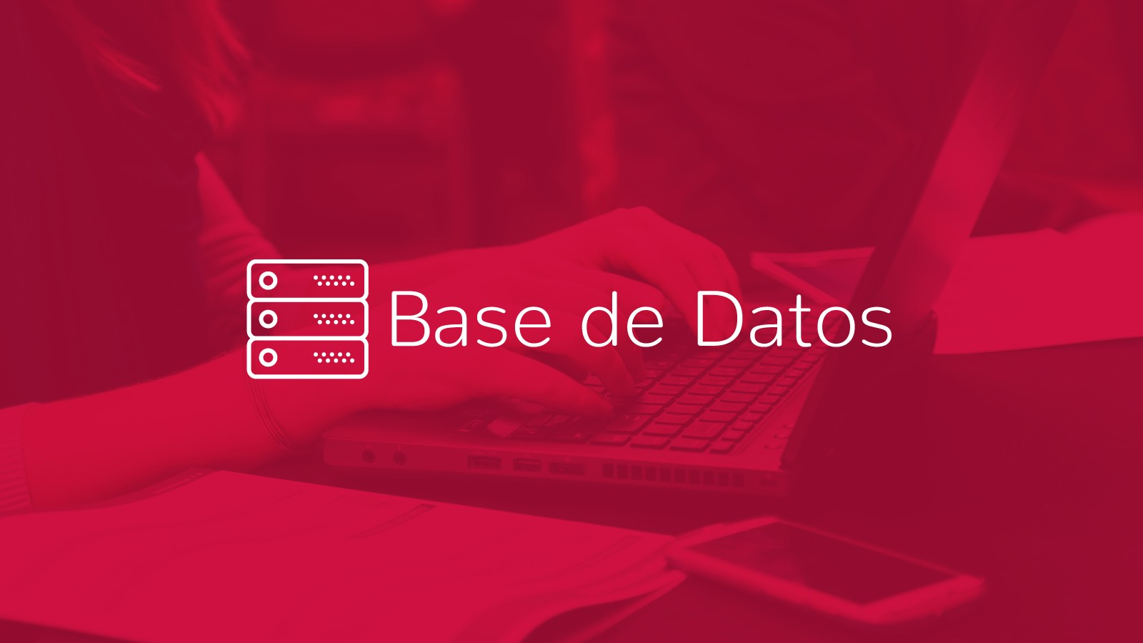 Especialización Técnica - Base de Datos